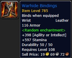 Warhide Bindings Icon
