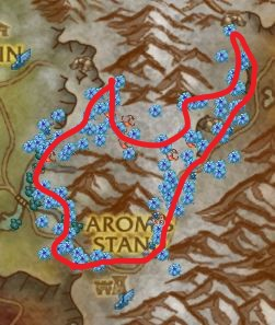 Bfa Herb Farming Routes