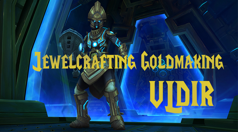Jewelcrafting goldmaking per Uldir!